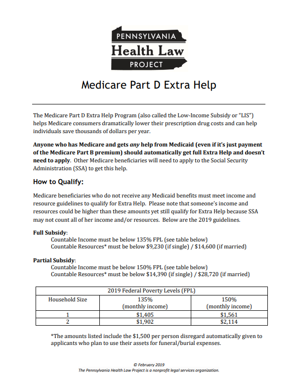 medicare part d extra help guide thumbnail