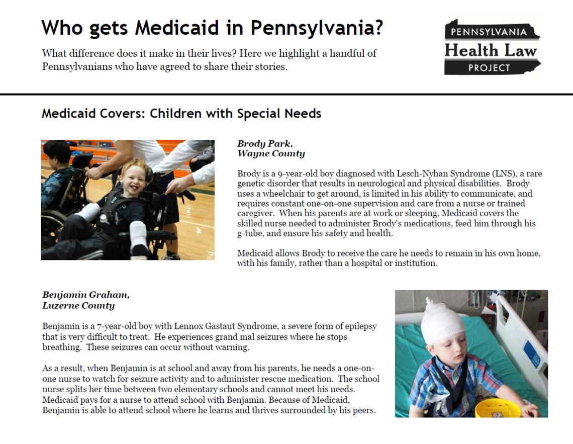 who gets medicaid in pennsylvania client stories thumbnail