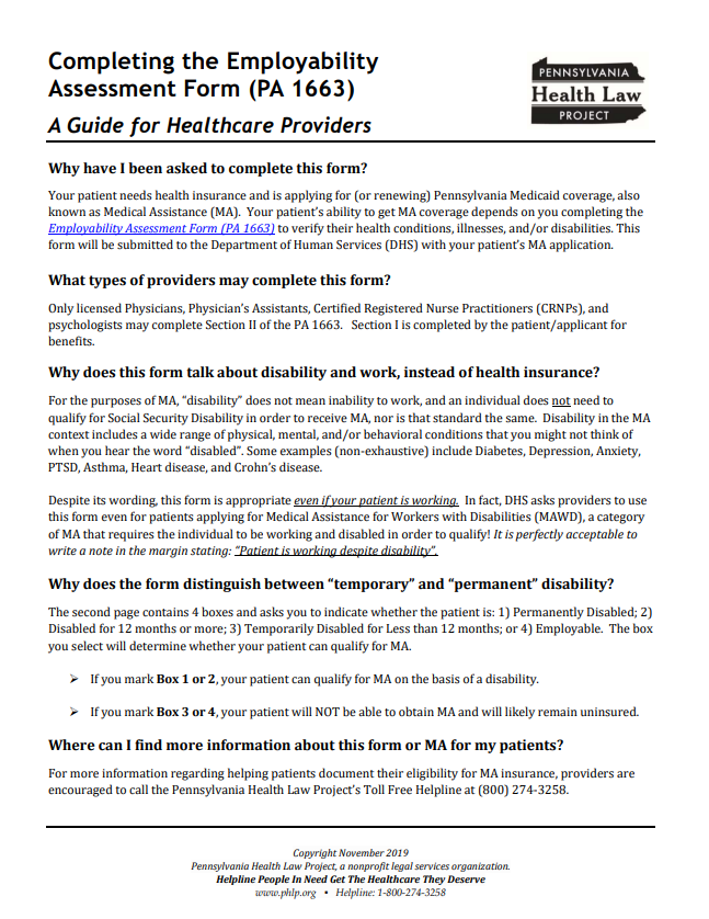pa 1663 guide for providers 2019 update thumbnail